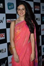 Elena Kazan at the First look & theatrical trailer launch of Jal in Cinemax on 25th Feb 2014(201)_530de09461095.JPG