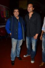 Girish Malik, Bobby Deol at the First look & theatrical trailer launch of Jal in Cinemax on 25th Feb 2014(104)_530ddce065166.JPG