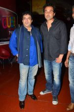 Girish Malik, Bobby Deol at the First look & theatrical trailer launch of Jal in Cinemax on 25th Feb 2014(107)_530dddcdb9990.JPG