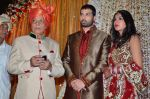 Govind Namdeo at Rajiv and Megha_s wedding reception in Sahara Star, Mumbai on 25th Feb 2014 (27)_530dd29b99822.JPG