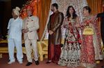 Govind Namdeo at Rajiv and Megha_s wedding reception in Sahara Star, Mumbai on 25th Feb 2014 (30)_530dd28b8c833.JPG