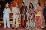 Govind Namdeo at Rajiv and Megha_s wedding reception in Sahara Star, Mumbai on 25th Feb 2014 (31)_530dd28c9d232.JPG