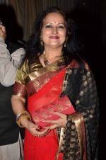 Himani Shivpuri at Rajiv and Megha_s wedding reception in Sahara Star, Mumbai on 25th Feb 2014 (1)_530dd3f5454c6.JPG