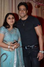 Inder Kumar at Rajiv and Megha_s wedding reception in Sahara Star, Mumbai on 25th Feb 2014 (83)_530dd41a0dfc0.JPG