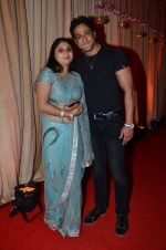 Inder Kumar at Rajiv and Megha_s wedding reception in Sahara Star, Mumbai on 25th Feb 2014 (87)_530dd41b7b3a5.JPG
