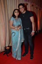 Inder Kumar at Rajiv and Megha_s wedding reception in Sahara Star, Mumbai on 25th Feb 2014 (89)_530dd41c49e32.JPG