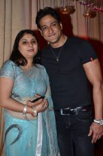 Inder Kumar at Rajiv and Megha_s wedding reception in Sahara Star, Mumbai on 25th Feb 2014 (90)_530dd41c9fe7f.JPG