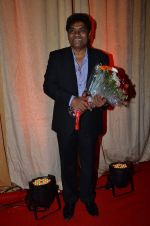 Johnny Lever at Rajiv and Megha_s wedding reception in Sahara Star, Mumbai on 25th Feb 2014 (74)_530dd437d454c.JPG