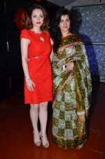 Kirti Kulhari, Saidah Jules at the First look & theatrical trailer launch of Jal in Cinemax on 25th Feb 2014(185)_530ddf7172892.JPG