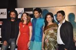 Mukul Dev, Saidah Jules, Purab Kohli, Kirti Kulhari, Ravi Gossain at the First look & theatrical trailer launch of Jal in Cinemax on 25th Feb 2014 (71)_530dde7b0661a.JPG