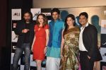 Mukul Dev, Saidah Jules, Purab Kohli, Kirti Kulhari, Ravi Gossain at the First look & theatrical trailer launch of Jal in Cinemax on 25th Feb 2014 (75)_530dde7b56936.JPG