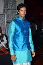 Purab Kohli at the First look & theatrical trailer launch of Jal in Cinemax on 25th Feb 2014(143)_530dde7f3524c.JPG