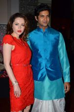 Saidah Jules, Purab Kohli at the First look & theatrical trailer launch of Jal in Cinemax on 25th Feb 2014(134)_530ddf7871a71.JPG