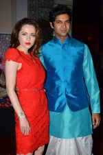 Saidah Jules, Purab Kohli at the First look & theatrical trailer launch of Jal in Cinemax on 25th Feb 2014(135)_530dde920954d.JPG