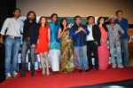 Saidah Jules, Purab Kohli, Kirti Kulhari, Mukul Dev, Ravi Gossain, Girish Malik, Elena Kazan at the First look & theatrical trailer launch of Jal in Cinemax on 25th Feb 20_530ddce221571.JPG