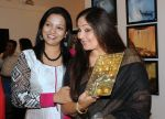 Chitra Mete with Rati Agnihotri at an art event on 26th Feb 2014_530f1465004b9.JPG