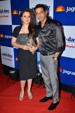 Juhi Babbar, Anup Soni at Mid-day bash in J W Marriott, Mumbai on 26th Feb 2014 (409)_530f0f6ec9b05.JPG