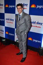 Mohit Raina at Mid-day bash in J W Marriott, Mumbai on 26th Feb 2014 (344)_530f1034bff5d.JPG