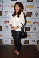 Urvashi Dholakia at Amore party in LEVO, Mumbai on 26th Feb 2014 (11)_530eec29732cc.JPG