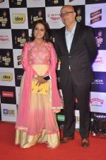 Durga Jasraj at Radio Mirchi music awards in Yashraj on 27th Feb 2014 (359)_53107ce78da04.JPG