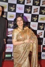 Moushumi Chatterjee at Radio Mirchi music awards in Yashraj on 27th Feb 2014 (248)_53107ec220407.JPG