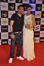 Neeraj Shridhar at Radio Mirchi music awards in Yashraj on 27th Feb 2014 (51)_53107f04e3f24.JPG