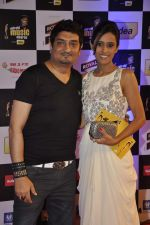 Neeraj Shridhar at Radio Mirchi music awards in Yashraj on 27th Feb 2014 (53)_53107f05a198c.JPG