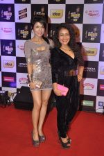 Sonu Kakkar, neha Kakkar at Radio Mirchi music awards in Yashraj on 27th Feb 2014 (44)_531080cbe324d.JPG