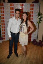 Keshav Arora, Deepshikha at Inch by Inch launch in Versova, Mumbai on 28th Feb 2014 (187)_53118cdb69432.JPG