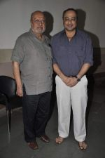 Shyam Benegal, Sachin Khedekar at Samvidhan serial launch in Worli, Mumbai on 28th Feb 2014 (23)_53118974da3f1.JPG