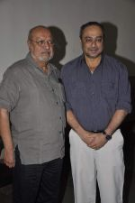 Shyam Benegal, Sachin Khedekar at Samvidhan serial launch in Worli, Mumbai on 28th Feb 2014 (20)_531189606cf8a.JPG