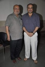 Shyam Benegal, Sachin Khedekar at Samvidhan serial launch in Worli, Mumbai on 28th Feb 2014 (24)_5311894663cf2.JPG