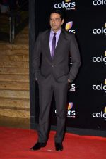 Anup Soni at Colors red carpet in Grand Hyatt, Mumbai on 1st March 2014 (368)_5312fca78b418.JPG