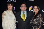 Ayub Khan, Pragati mehra at Colors red carpet in Grand Hyatt, Mumbai on 1st March 2014 (350)_5312fe91ebf0f.JPG