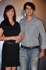 Hiten Tejwani, Gauri Tejwani at Colors red carpet in Grand Hyatt, Mumbai on 1st March 2014 (401)_5312ff837546f.JPG