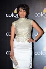Meghna Malik at Colors red carpet in Grand Hyatt, Mumbai on 1st March 2014 (190)_5313015ade96d.JPG