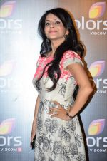 Roop Durgapal at Colors red carpet in Grand Hyatt, Mumbai on 1st March 2014 (296)_5313034c59b68.JPG