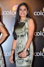 Toral Rasputra at Colors red carpet in Grand Hyatt, Mumbai on 1st March 2014 (290)_531303b75221d.JPG