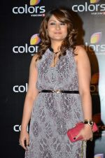 Urvashi Dholakia at Colors red carpet in Grand Hyatt, Mumbai on 1st March 2014 (281)_531305dd58af8.JPG