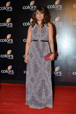 Urvashi Dholakia at Colors red carpet in Grand Hyatt, Mumbai on 1st March 2014 (284)_531305deb6418.JPG