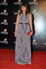 Urvashi Dholakia at Colors red carpet in Grand Hyatt, Mumbai on 1st March 2014 (283)_531305de5e978.JPG