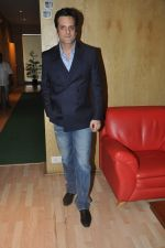 Fardeen Khan with celebs protest Subrata Roy_s arrest in Mumbai on 2nd March 2014 (36)_53141c3e71b54.JPG