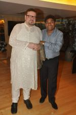 Johnny Lever, Nitin Mukesh with celebs protest Subrata Roy_s arrest in Mumbai on 2nd March 2014 (53)_53141e20248d6.JPG