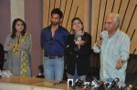 Rahul Vaidya, Sapna Mukherjee, Ramesh Sippy with celebs protest Subrata Roy_s arrest in Mumbai on 2nd March 2014 (47)_53141f0e68a92.JPG