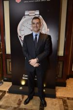 Franck Dardenne unveils Tag Heuer_s Golden Carrera watch collection in Taj Land_s End, Mumbai on 3rd March 2014 (95)_5315a59731eed.JPG
