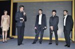 Kunal Kohli, Shahrukh Khan, Tarun Mansukhani, Punit Malhotra unveils Tag Heuer_s Golden Carrera watch collection in Taj Land_s End, Mumbai on 3rd March 2014 (82)_5315a4a9a4a21.JPG