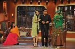 Sunny Leone, Ekta Kapoor on the sets of Comedy Nights with Kapil in Filmcity, Mumbai on 4th March 2014 (40)_5316c72270a6c.JPG