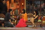Sunny Leone, Ekta Kapoor on the sets of Comedy Nights with Kapil in Filmcity, Mumbai on 4th March 2014 (50)_5316c7235dc40.JPG