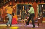 Sunny Leone, Ekta Kapoor on the sets of Comedy Nights with Kapil in Filmcity, Mumbai on 4th March 2014 (53)_5316c723a95fb.JPG