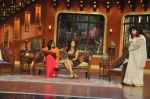 Sunny Leone, Ekta Kapoor on the sets of Comedy Nights with Kapil in Filmcity, Mumbai on 4th March 2014 (69)_5316c72542934.JPG